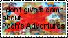 Anti-Pooh's Adventures stamp by DerpMP6