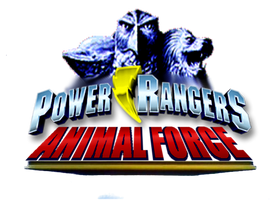 Power Rangers Animal Force by DerpMP6