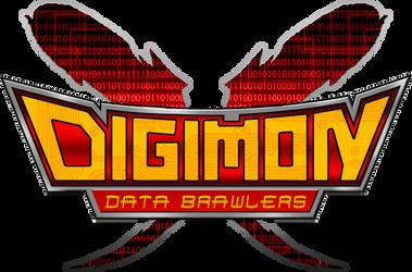 Digimon Data Brawlers logo by DerpMP6