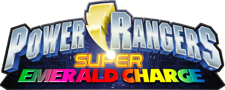 Power rangers super emerald charge logo by derpmp6 on deviantart - Sonic power rangers dino charge ...