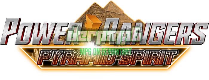 Power Rangers Pyramid Spirit logo