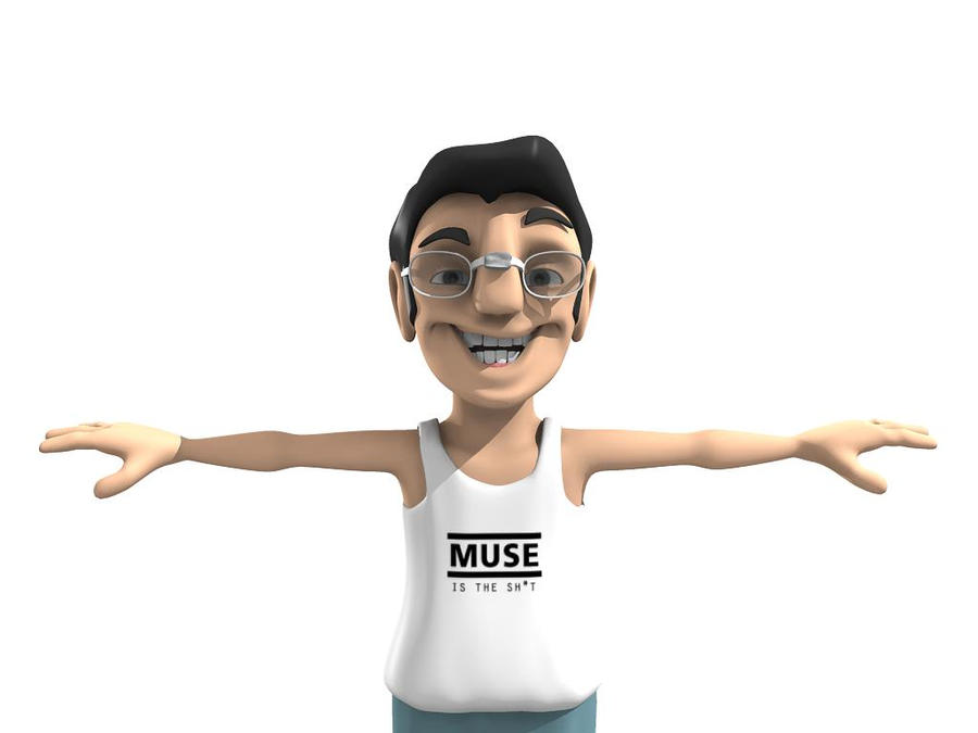Muse Rocks by DuffMan256