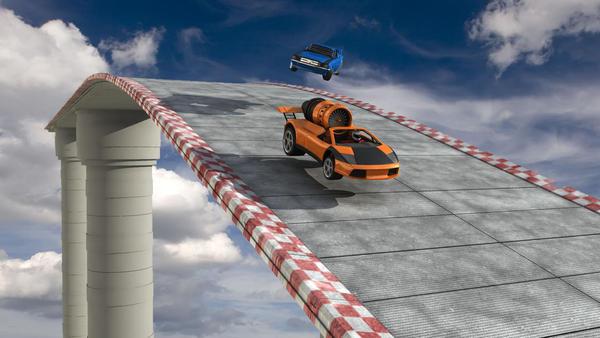 Death Race WIP by DuffMan256