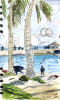 Waikiki Sketch 1