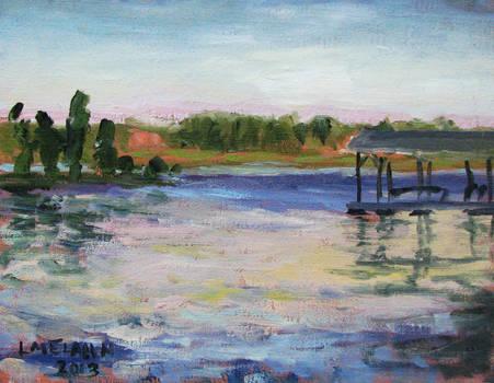 Lake Anna - Sunset