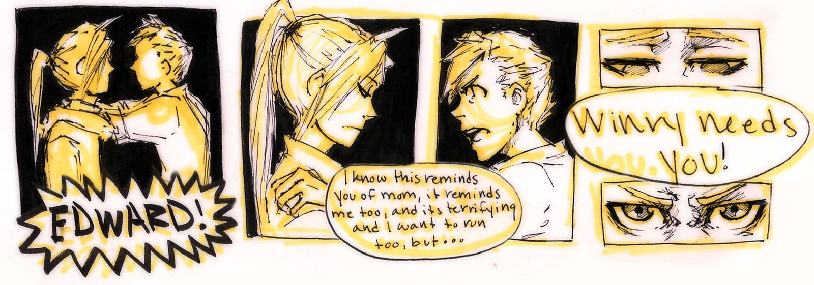 FMA Omake: Memories p6 by roolph