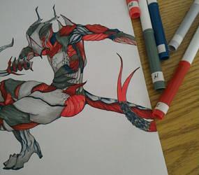 Crayola is slightly better