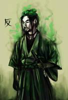 Samurai Anti by lid-ren