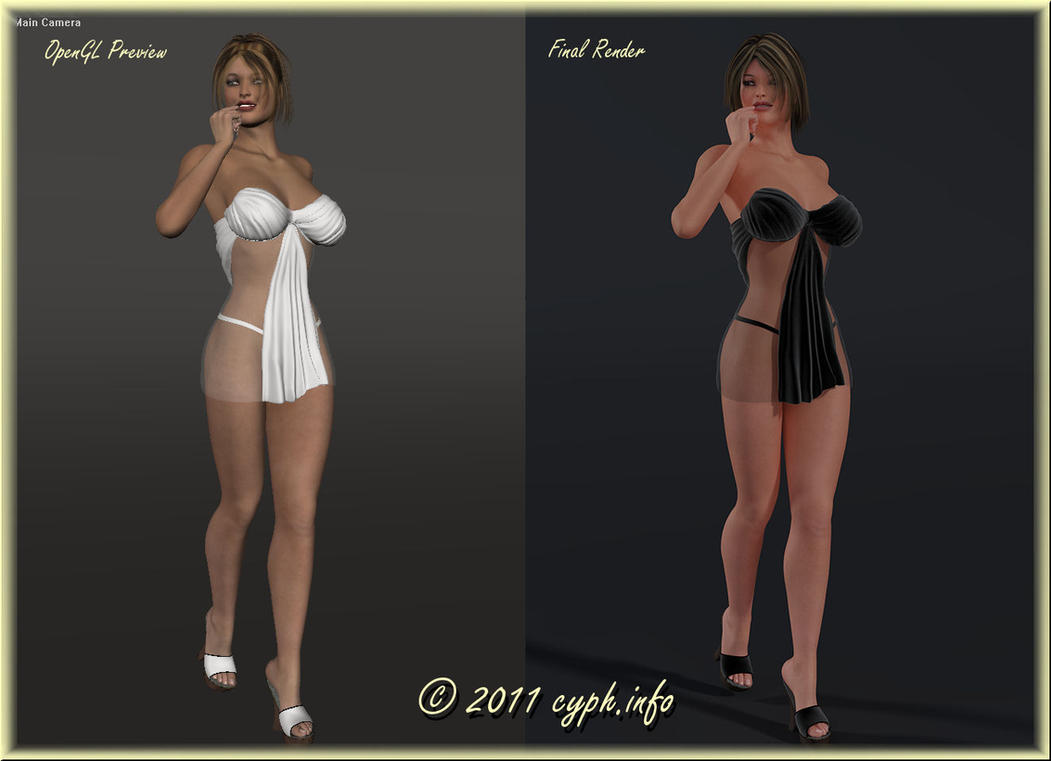 first poser pro 2012 render by y phil on deviantart. Black Bedroom Furniture Sets. Home Design Ideas