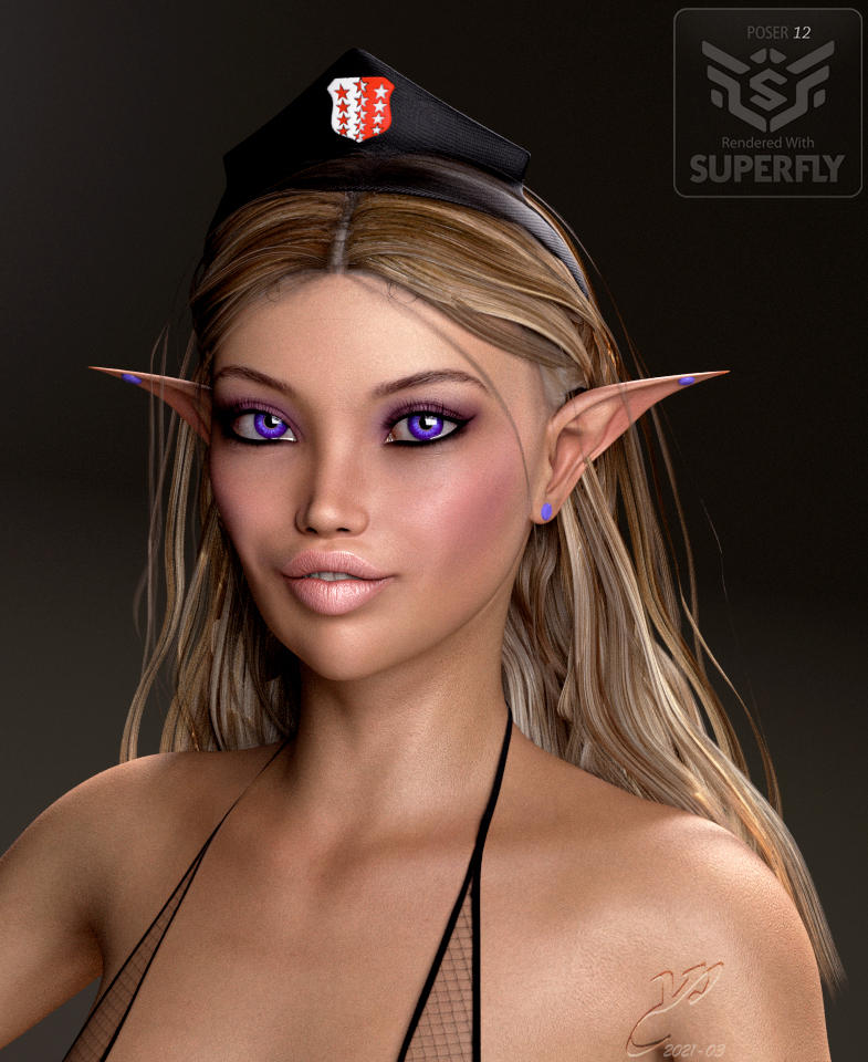 New Elf Nurse: Dioni