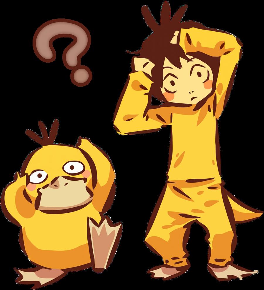 Psyduck Pokemon Psyduck and ash pokemon by