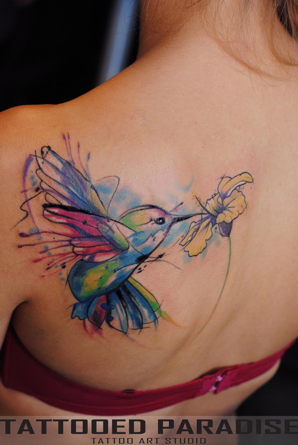 hummingbird by dopeindulgence