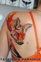 fox by dopeindulgence
