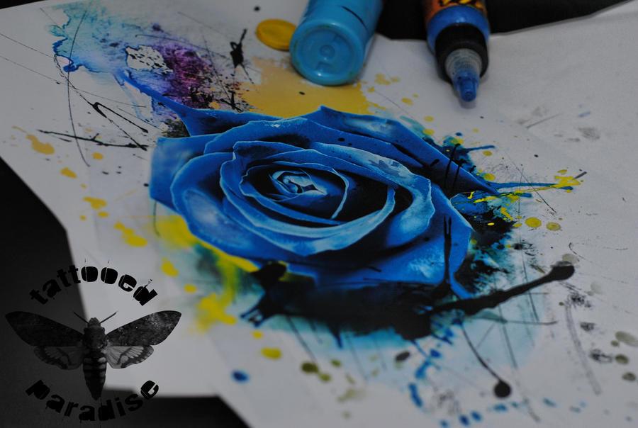 rose by dopeindulgence