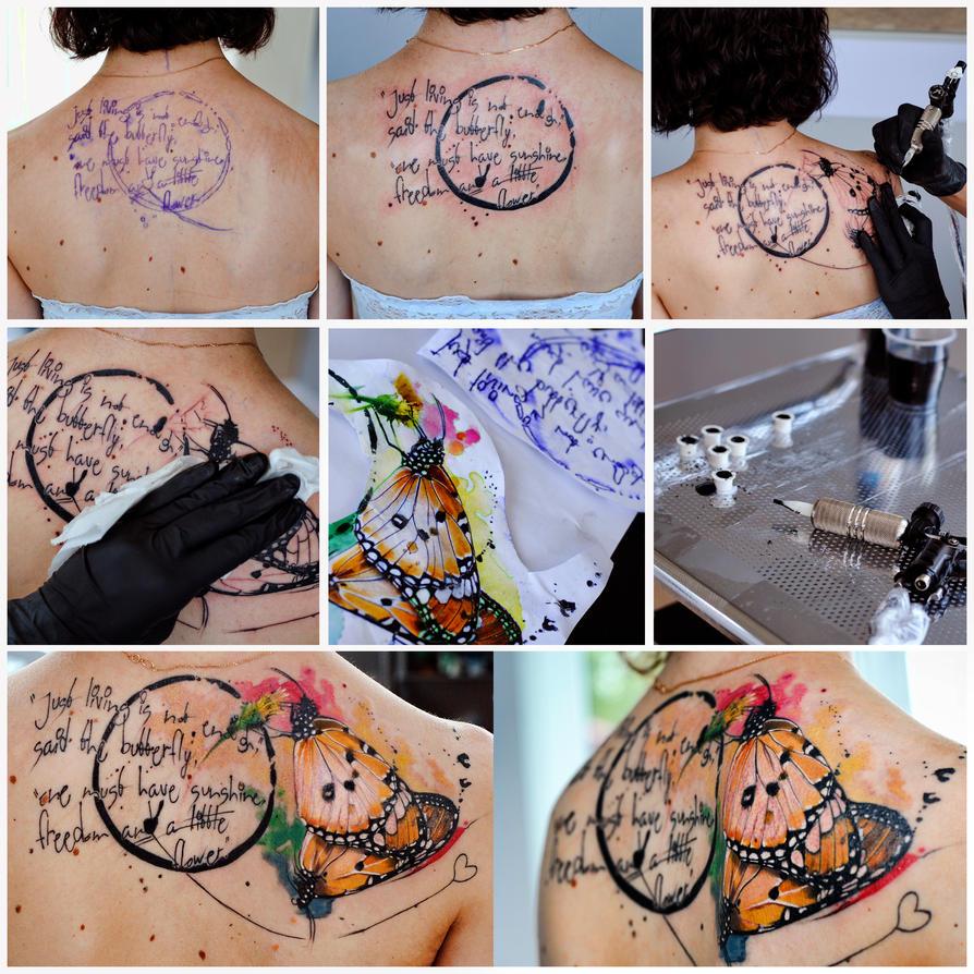tattooed process by dopeindulgence