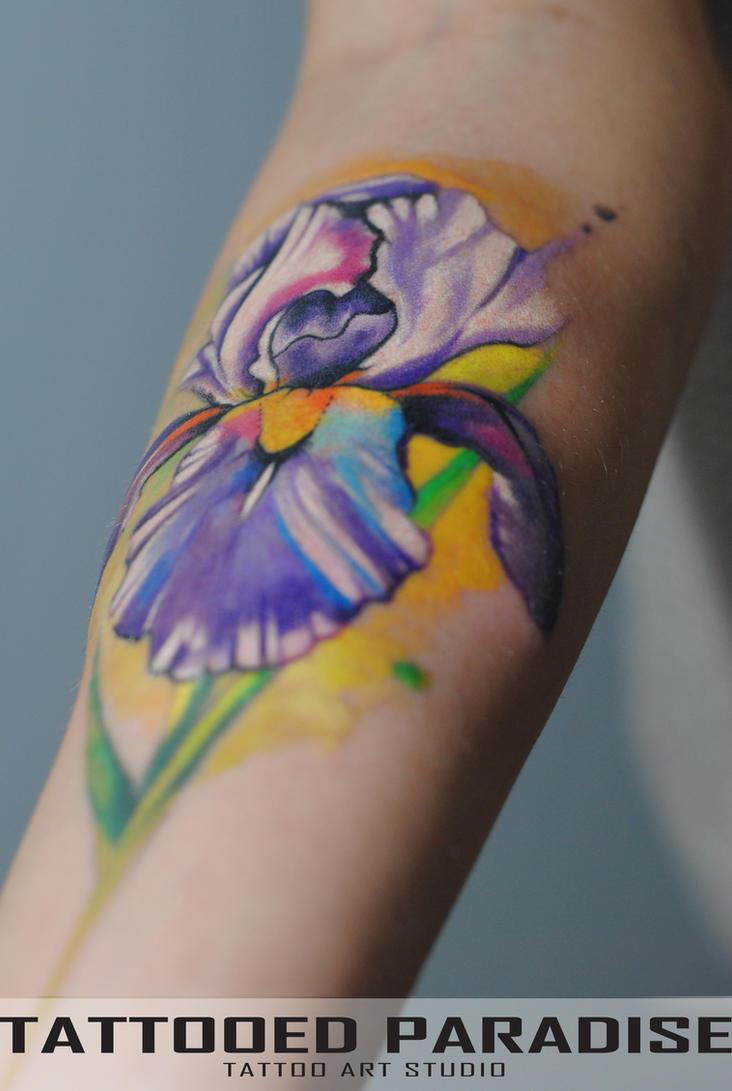 Iris) by dopeindulgence