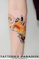 foxy foxy by dopeindulgence