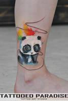 Panda by dopeindulgence