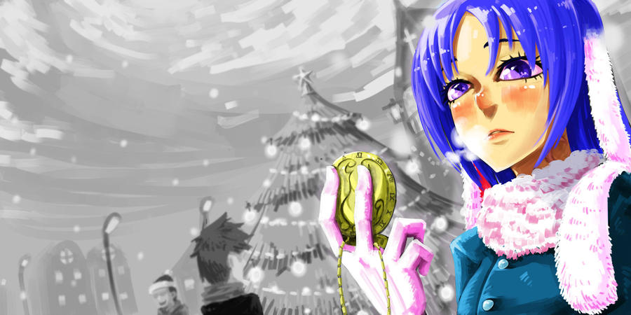 Christmas Time....stop? by ThanatosTan