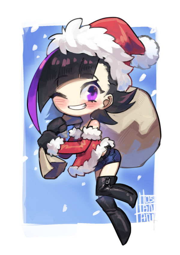 Merry Christmas~! by Tostantan