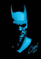 batman by jorgecopo