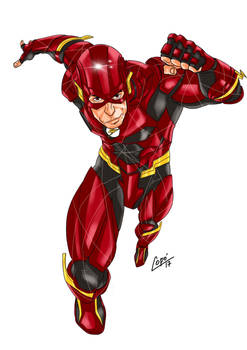 Flash version jla