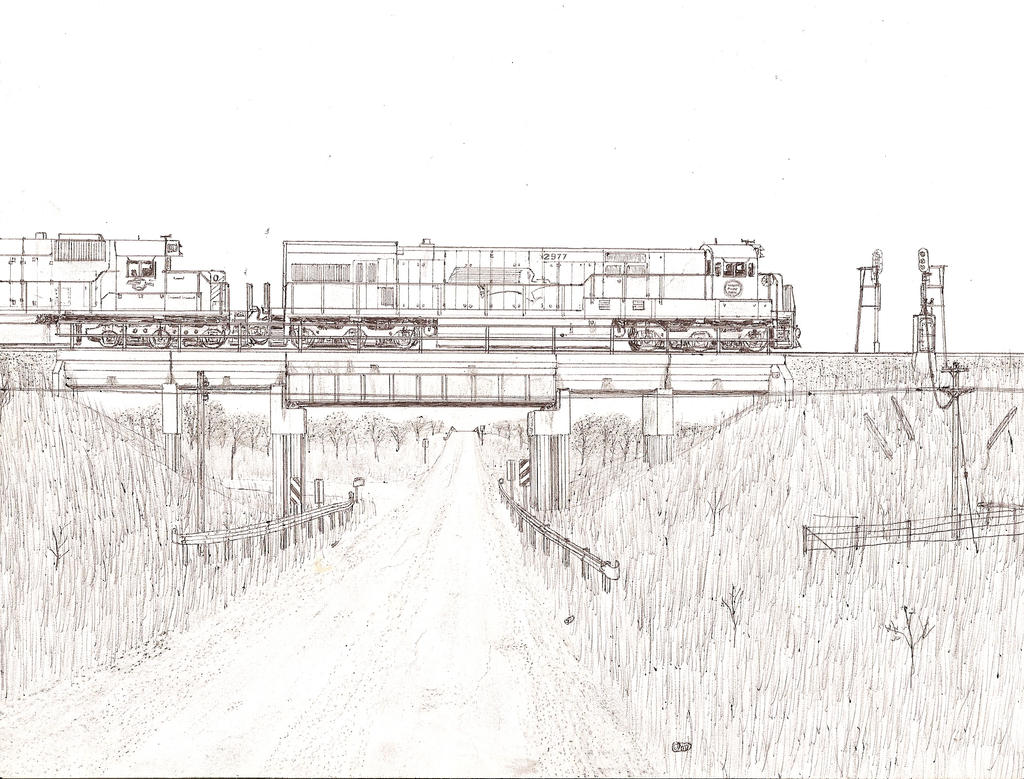 freight train coloring pages - mo pac freight train by lonewolf3878 on deviantart