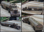 Duel truck - 1:43 scale