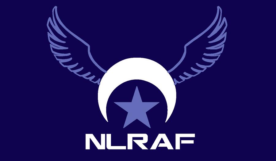 New Lunar Republic Air Force flag by lonewolf3878