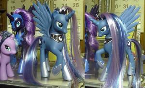 MLP G4 Princess Luna Custom by lonewolf3878