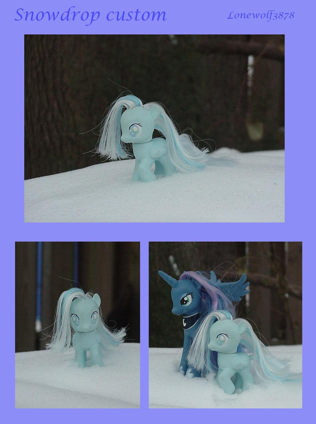 Snowdrop Brushable Custom