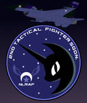 NLRAF Nightmare Squadron Poster