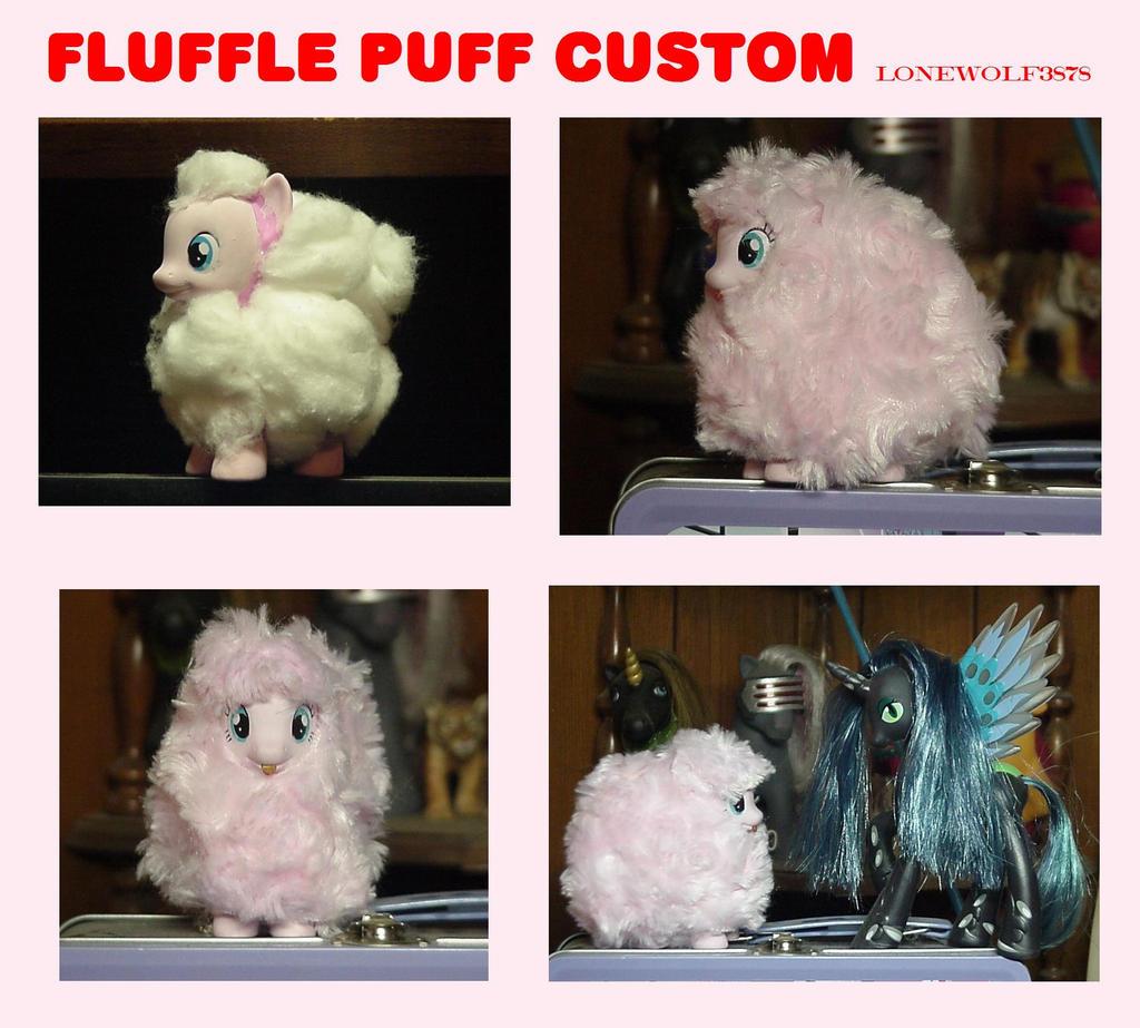 Fluffle Puff Custom