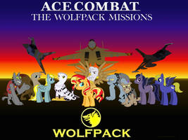 Ace Combat: The Wolfpack Missions by lonewolf3878