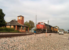 October 4th Railfan Trip 5: Lenexa, KS by lonewolf3878