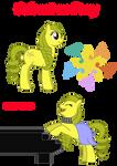 Coloratura Pony