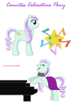 Countess Coloratura Pony