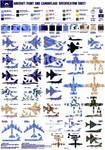 NLR Air Force Aircraft Painting Guide
