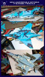 NLR Air Force F-4E Phantom Model: 1:48 Scale