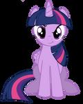 Twilight Sparkle Smirk