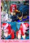 Pacific Glow Brushable MLP Custom