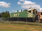 Railfan Trip: 6-25-16: Miss Katy