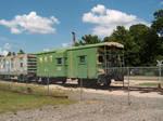 Railfan Trip: 6-25-16: Katy Caboose