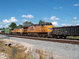 Railfan Trip: 6-25-16: Mid Train by lonewolf3878