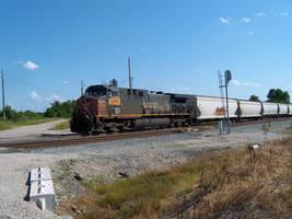 Railfan Trip: 6-25-16: Tail End by lonewolf3878