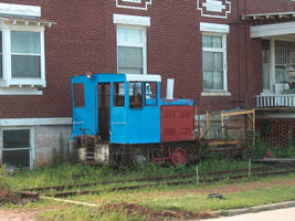 Railfan Trip: 6-25-16: Past it's Prime by lonewolf3878