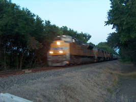 Railfan Trip: 6-25-16: Final Shot by lonewolf3878