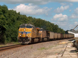 Railfan Trip 8-20-16: King Coal by lonewolf3878