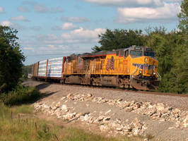 Railfan Trip 8-20-16: Southbound by lonewolf3878
