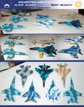 Equestria Aircraft Minis 4